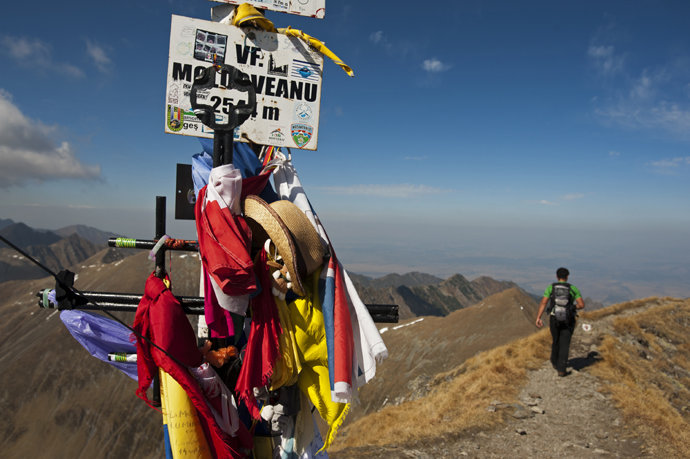IMG-275.Romania.Fagaras Mountains.top of Vf. Moldoveanu